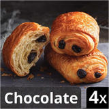 Iceland Luxury 4 All Butter Pains Au Chocolat