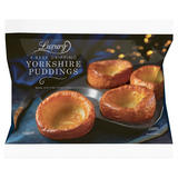 Iceland Luxury 4 Beef Dripping Yorkshire Puddings 160g