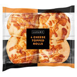 Iceland Luxury 4 Cheese Topped Rolls