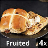 Iceland Luxury 4 Hot Cross Buns