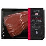 Iceland Luxury 6 Oak Smoked Dry Cured Back Bacon 200g