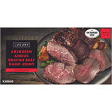 Iceland Luxury Aberdeen Angus British Beef Rump Joint with Beef Dripping 1kg
