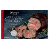 Iceland Luxury Aberdeen Angus Rump Beef Joint with Black Garlic and Mustard 842g