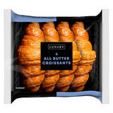 Iceland Luxury All Butter Croissants 4 pack