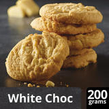 Iceland Luxury Belgian White Chocolate Cookies 200g