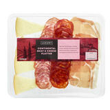 Iceland Luxury Continental Meat & Cheese Platter 117g