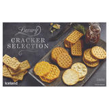 Iceland Luxury Cracker Selection 250g