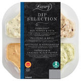 Iceland Luxury Dip Selection 360g