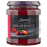 Iceland Luxury Extra Fruity Strawberry Conserve 340g