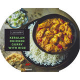 Iceland Luxury Keralan Chicken Curry With Rice 450g