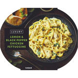 Iceland Luxury Lemon & Black Pepper Chicken Fettuccine 450g