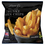 Iceland Luxury Maris Piper Chunky Oven Chips 1.5Kg