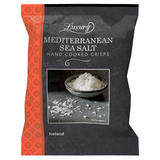 Iceland Luxury Mediterranean Sea Salt Hand Cooked Crisps 180g