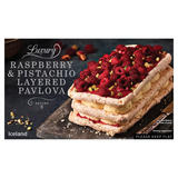 Iceland Luxury Raspberry & Pistachio Layered Pavlova Serves 8 574g