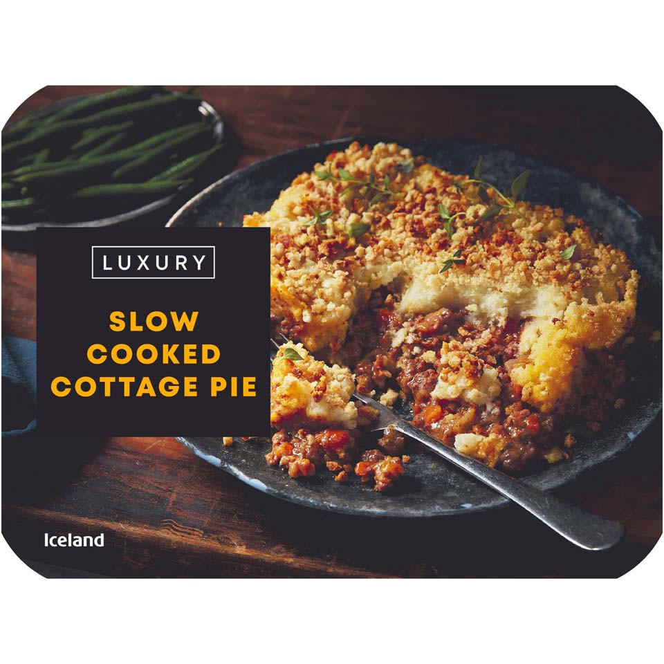 Superb Iceland Luxury Slow Cooked Cottage Pie 450G Traditional Home Interior And Landscaping Eliaenasavecom