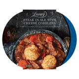 Iceland Luxury Steak in Ale with Cheese Cobblers 450g