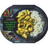 Iceland Luxury Thai Green Curry & Jasmine Rice 450g