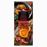 Iceland Luxury Whole Side of Atlantic Salmon 600g