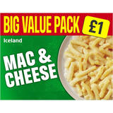 Iceland Mac & Cheese 500g