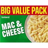Iceland Mac and Cheese 500g