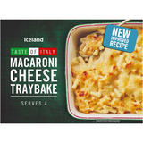 Iceland Macaroni Cheese Traybake 1.2kg