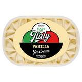 Iceland Made in Italy Vanilla Ice cream 900ml