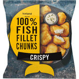 Iceland Made with 100% Fish Fillet Chunks Crispy 400g