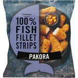 Iceland Made with 100% Fish Fillet Strips Pakora 450g