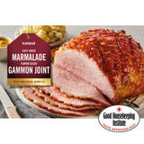 Iceland Marmalade Flavour Glazed Gammon Joint 1.6kg