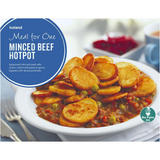 Iceland Meal for One Minced Beef Hotpot 500g