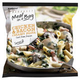 Iceland Meal in a Bag Chicken & Bacon Creamy Pasta 750g