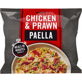 Iceland Meal in a Bag Chicken & Prawn Paella 750g