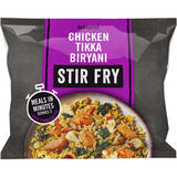 Iceland Meal in a Bag Chicken Tikka Biryani Stir Fry 750g