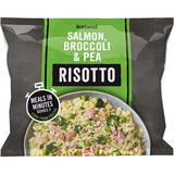 Iceland Meal in a Bag Salmon, Broccoli & Pea Risotto 750g