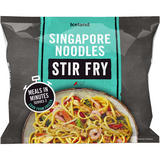 Iceland Meal in a Bag Singapore Noodles Stir Fry 750g