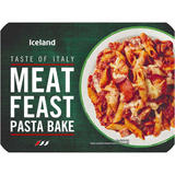 Iceland Meat Feast Pasta Bake 400g