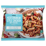 Iceland Mediterranean Style Chicken with Couscous 400g