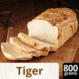 Iceland Medium Tiger Bloomer Bread 800g