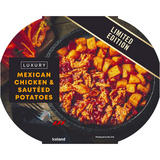 Iceland Mexican Chicken & Sautéed Potatoes 450g