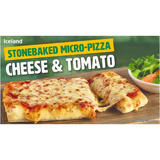 Iceland Microwave Pizza Cheese & Tomato 160g