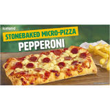 Iceland Microwave Pizza Pepperoni 160g