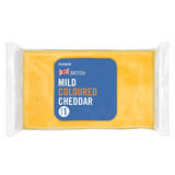 Iceland Mild Coloured Cheddar 400g