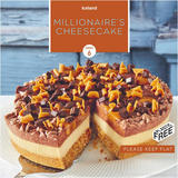 Iceland Millionaires Cheesecake  450g