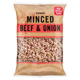 Iceland Minced Beef & Onion 1.3kg