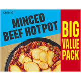 Iceland Minced Beef Hotpot 500g