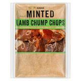 Iceland Minted Lamb Chump Chops 380g