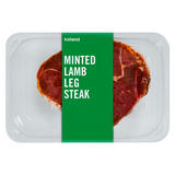 Iceland Minted Lamb Leg Steak 190g
