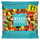 Iceland Mixed Peppers 650g