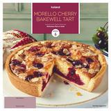 Iceland Morello Cherry Bakewell Tart 410g Serves 6
