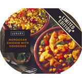 Iceland Moroccan Chicken with Couscous 450g